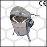 Tangentinis 4 rėmelių medsukis, elektrinis, nerūdijančio plieno INOX304