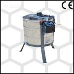 Medsukis tangentinis 6 rėmelių , elektrinis, nerūdijančio plieno