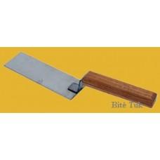 Lopetėlė-kastuvėlis medui nerūdijančio plieno